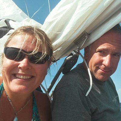 Crew Adventures - Kate Giebink and Cyrus Dietz - Sailing Sanity