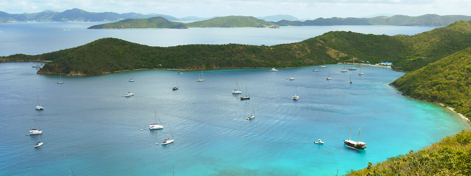 BVI Itineraries -NormanIsland - Willy T's and Pirates Bight