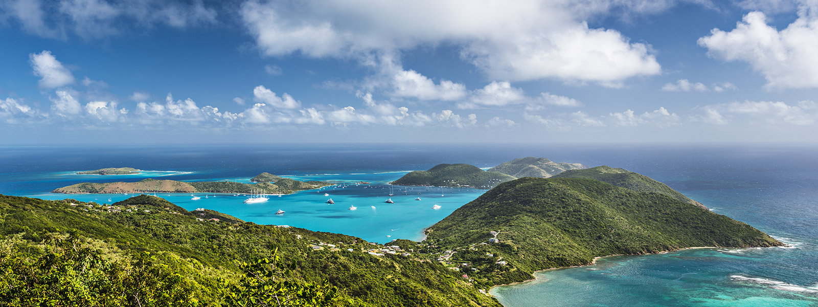 BVI Itineraries Virgin Gorda - North Sound