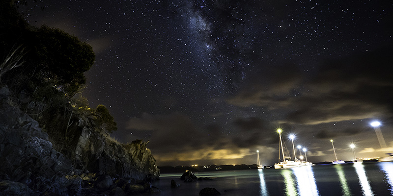BVI Itineraries Jost Van Dyke Milky Way and Catamarans