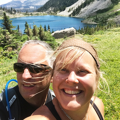 Crew Adventures - Kate Giebink and Cyrus Dietz - Bob Marshall Wilderness Area