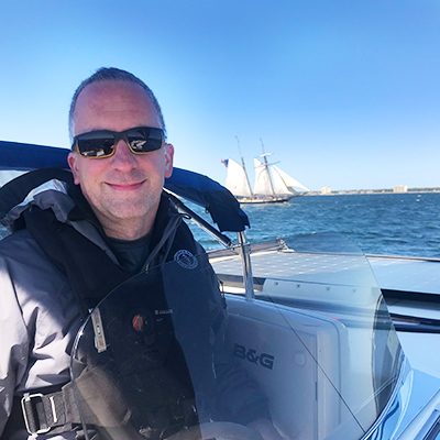 Crew Adventures - Cyrus Dietz - Racing the Tall Ships