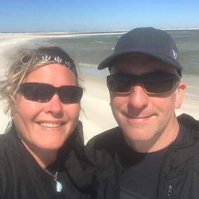 Crew Adventures - Kate Giebink and Cyrus Dietz Sailing The Gulf