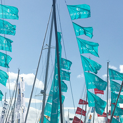 Annapolis Boat Show Flags