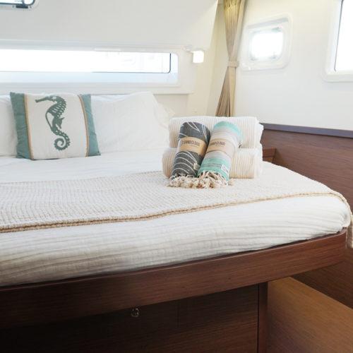Aft Stateroom - CruiseNautic - Lagoon 42