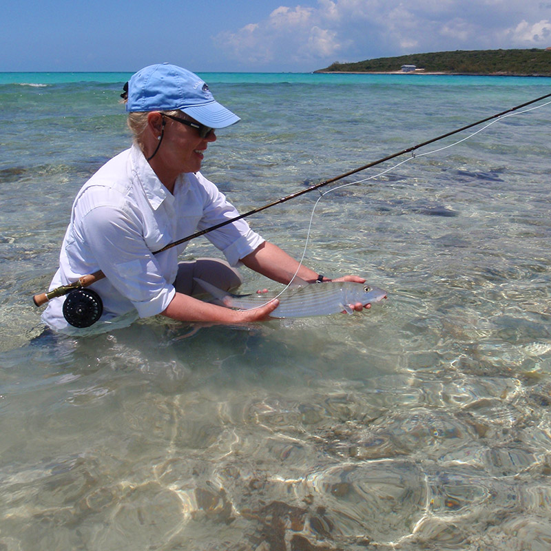Bonefishing The Exumas