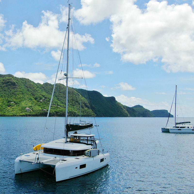 CruiseNautic in Bequia - The Grenadines