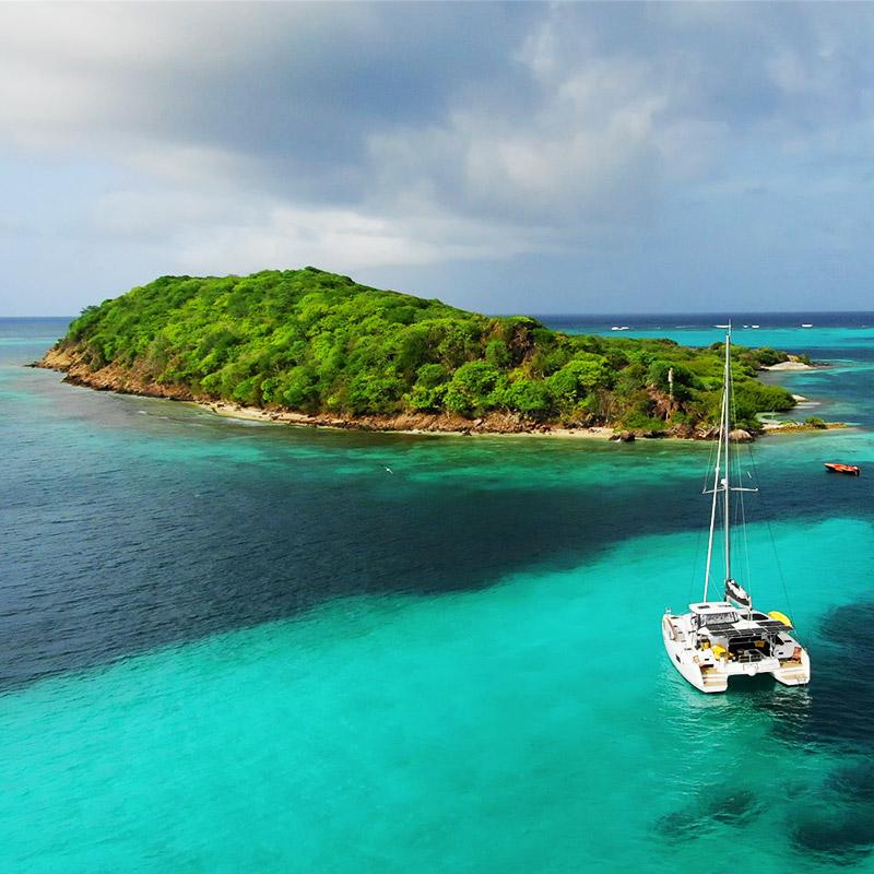 CruiseNautic in The Tobago Cays - The Grenadines