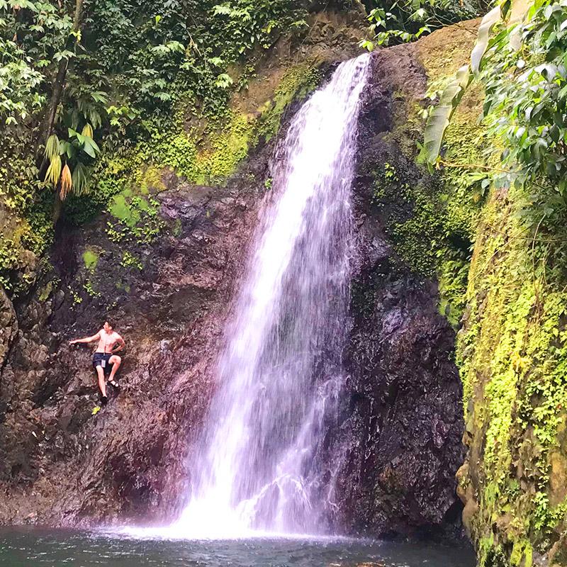 Seven Sisters Waterfalls - Grenada