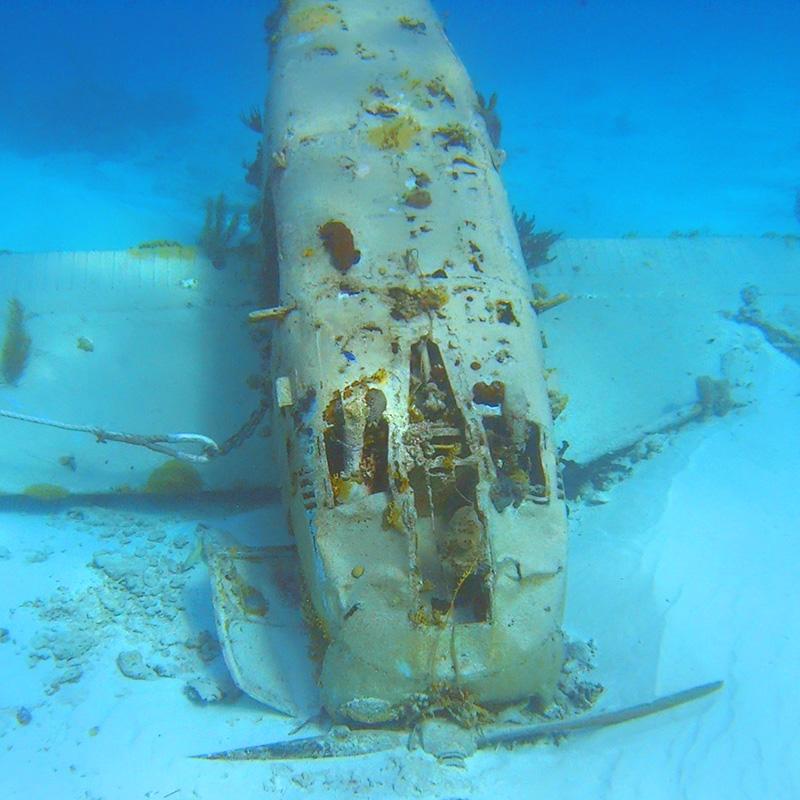 Drug Plane - Exumas - Bahamas